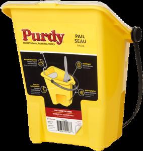 PURDY® PAIL Yellow painter's pail