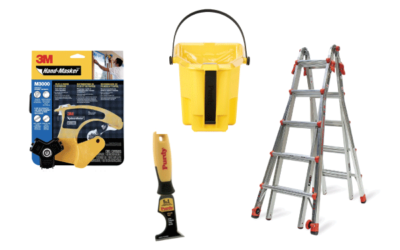 4 Practical Tools Every Interior Painter Needs Right Now